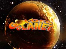 Игровой автомат 777 Golden Planet
