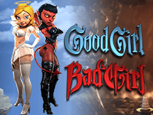 Игровом автомате Good Girl, Bad Girl